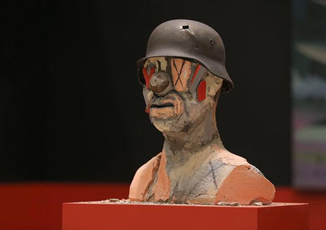 II Bienal de Arte Callejero de Moscú