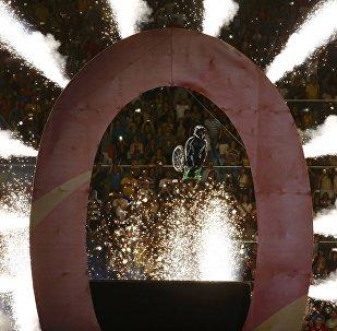Arranca la ceremonia de apertura de los Juegos Paralímpicos Río 2016
