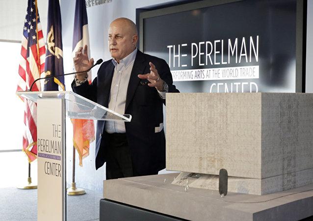 Ronald Perelman y el diseño de nuevo centro de artes escénicas