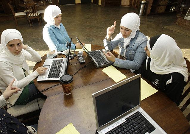 Las musulmanas (archivo)