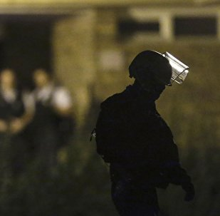 Agente de policía frances