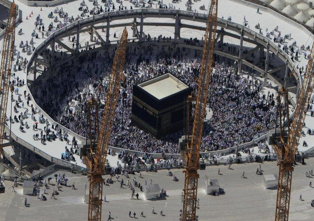 La Meca, ciudad sagrada de los musulmanes