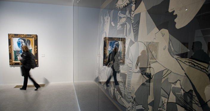 'Guernica' por Pablo Picasso