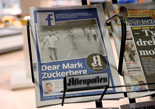 El diario noruego Aftenposten