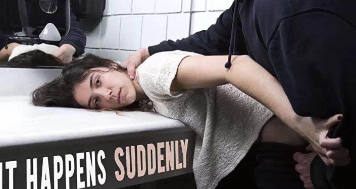 Un proyecto fotográfico retrata la escalofriante realidad de la violencia sexual