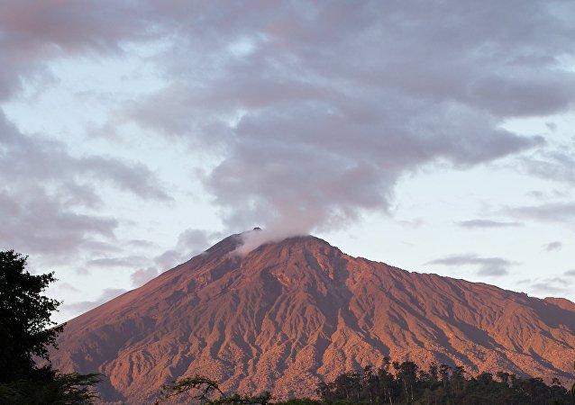 Monte Meru, Tanzania