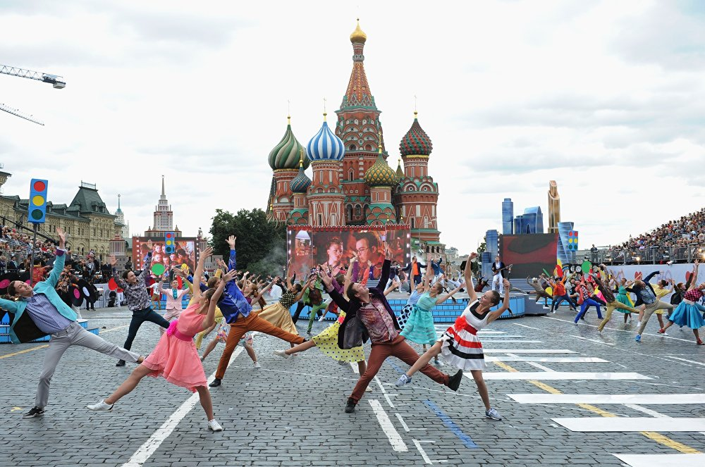 El 10 se septiembre Moscú celebró su 869 aniversario. Por toda la ciudad se realizaron actividades recreativas, concursos y espectáculos teatrales.