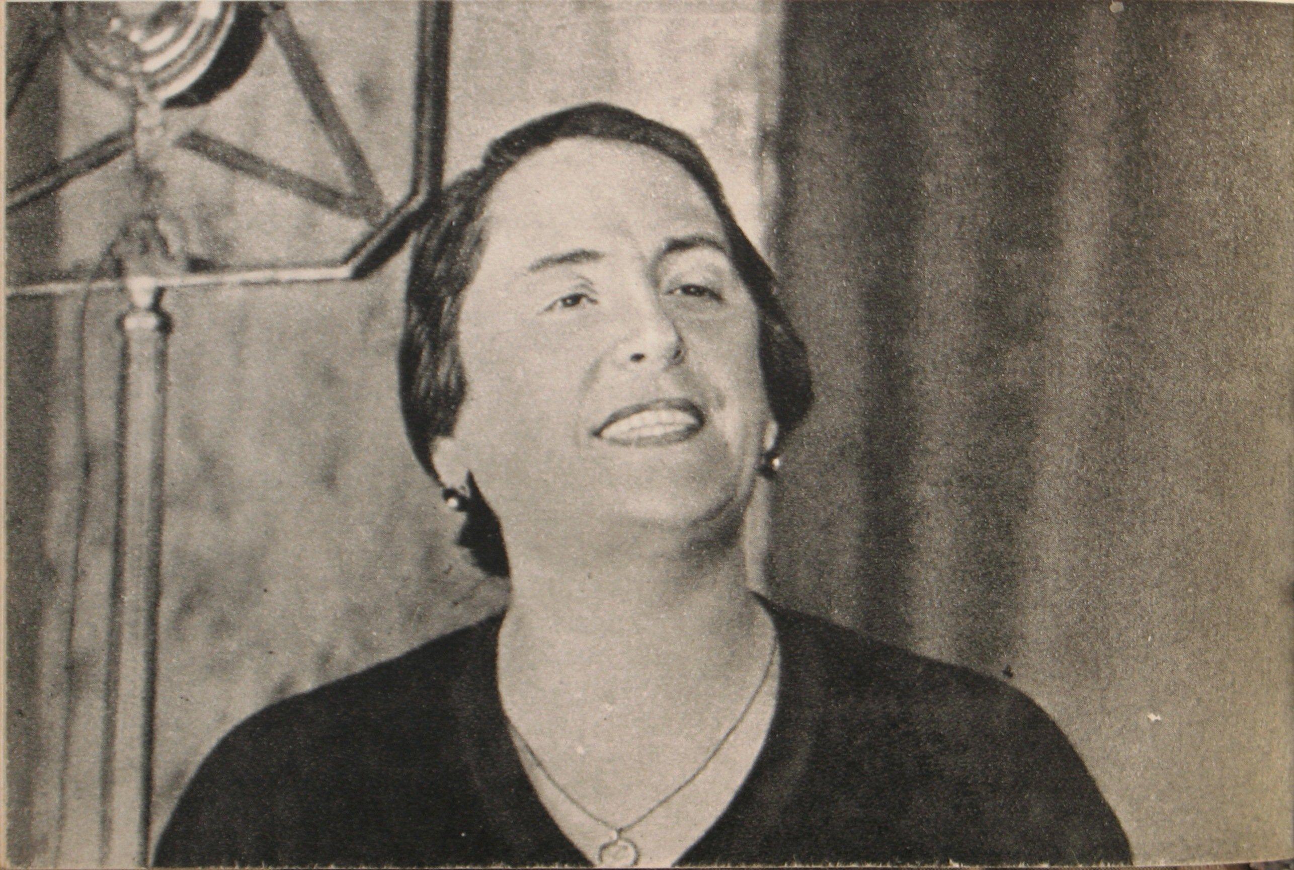 Dolores Ibárruri, líder comunista española exiliada en la URSS