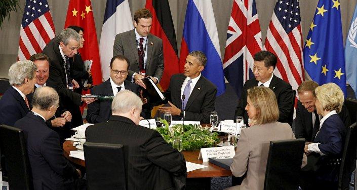 La cumbre sobre la seguridad nuclear en EEUU (archivo)