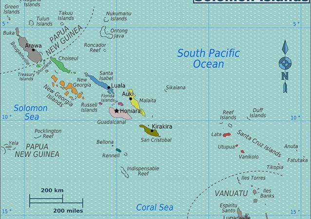 Las Islas Salomón