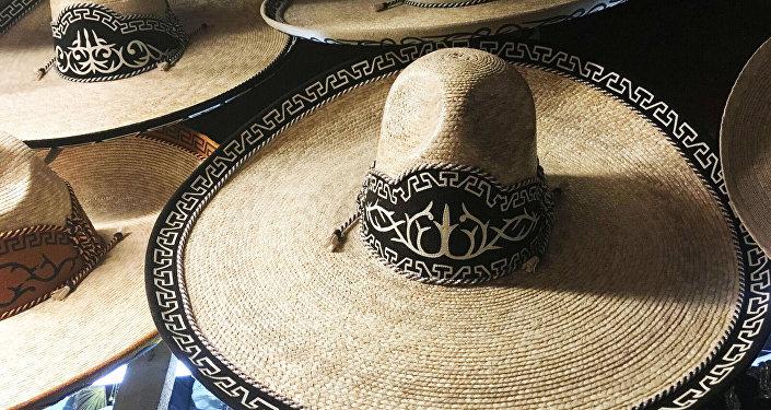 Los sombreros mexicanos