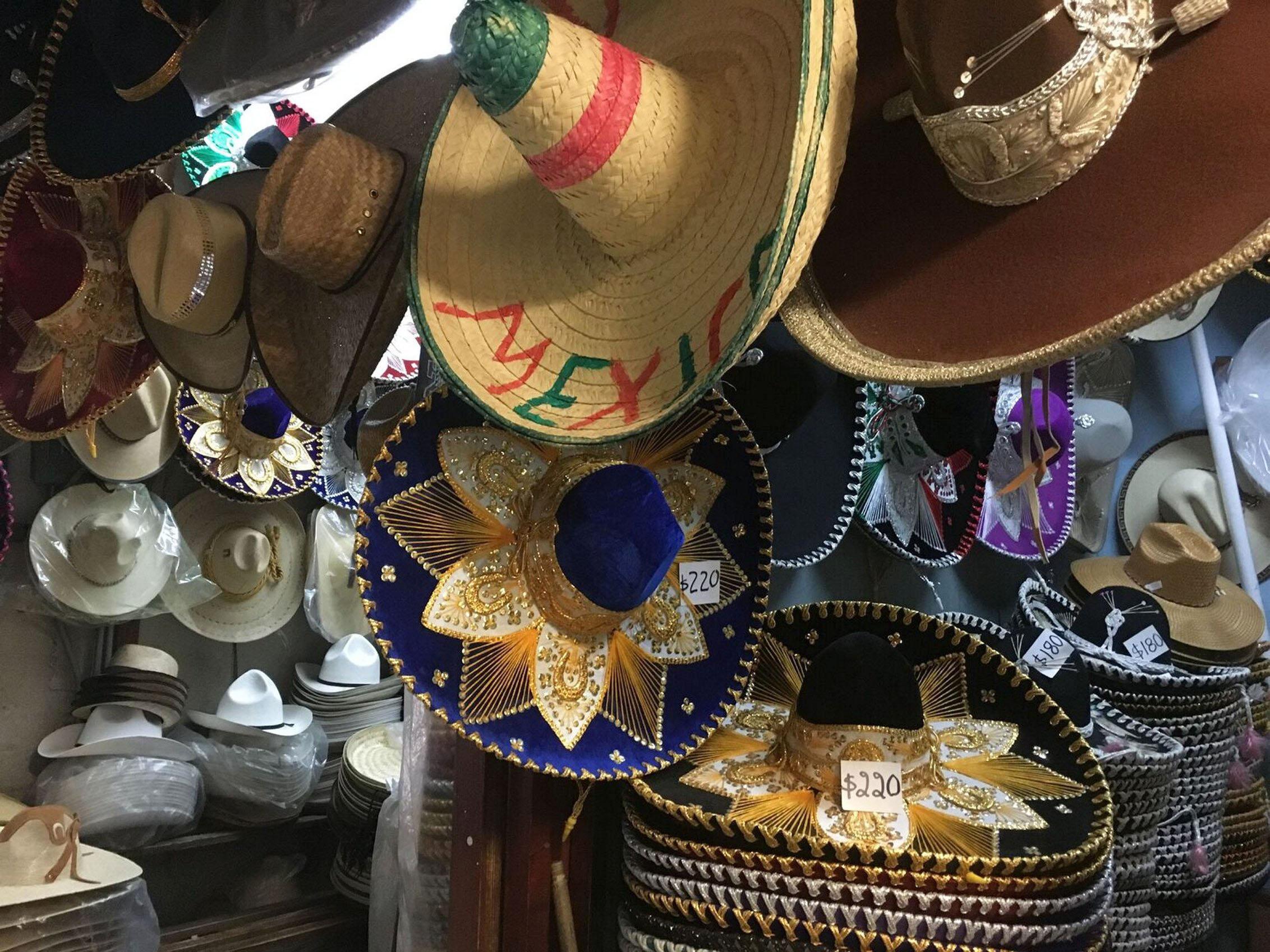 Los sombreros d5836205ef7