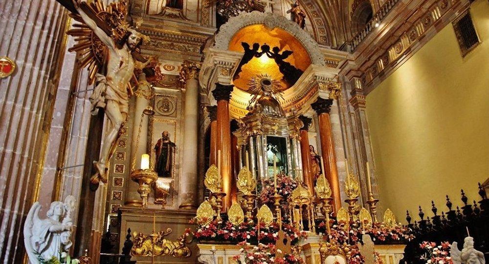 Catedral Basílica Nuestra Señora de San Juan de los Lagos, Estado de Jalisco, México