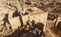 La ciudad vieja de Alepo (archivo)