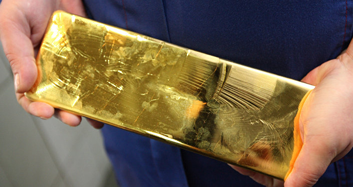 Empresa canadiense Barrick Gold