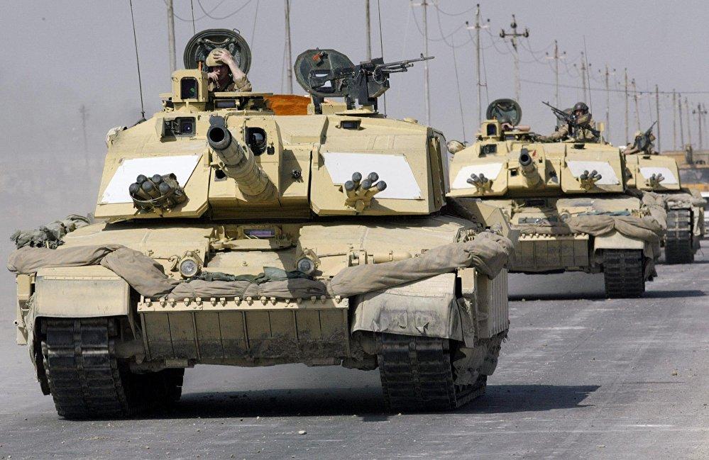 El siglo de los tanques: cien años de guerra blindada
