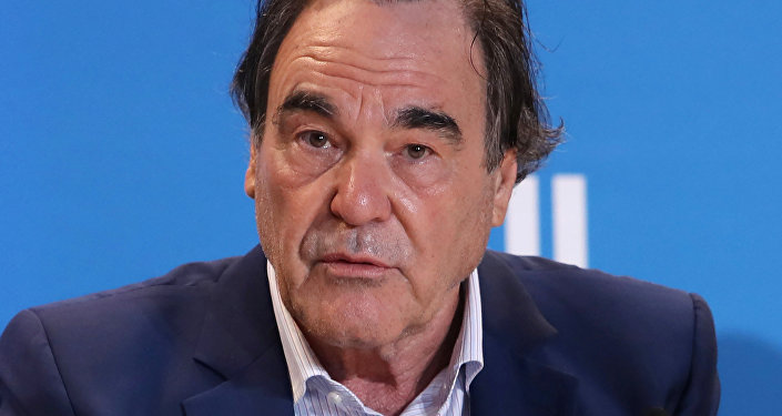 Oliver Stone, director de Hollywood