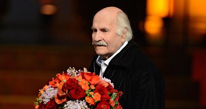 Vladímir Zeldin, actor ruso