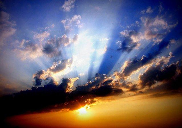 Nubes en el cielo (imagen referencial)