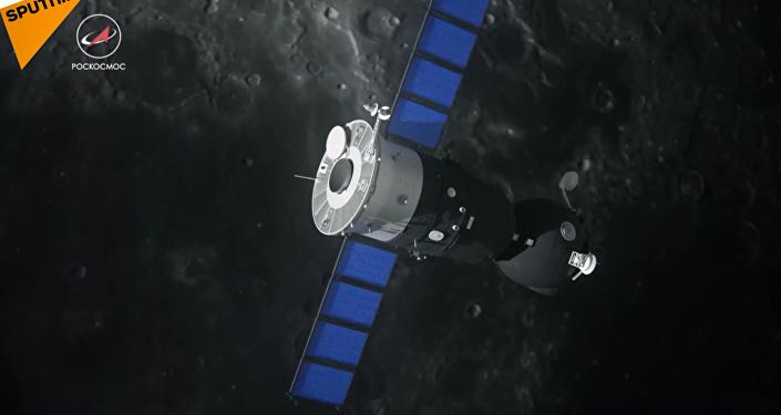Una renovada nave espacial, 'Soyuz' (captura de pantalla)