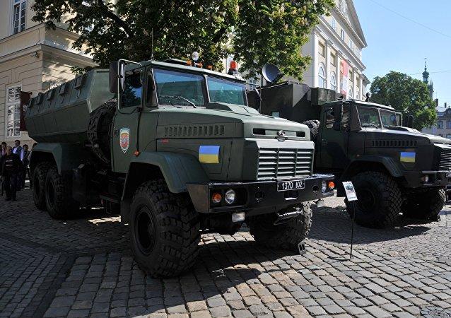 KrAZ - 5233NE, Ucrania