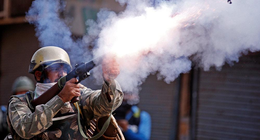La situación en el estado indio de Jammu y Cachemira