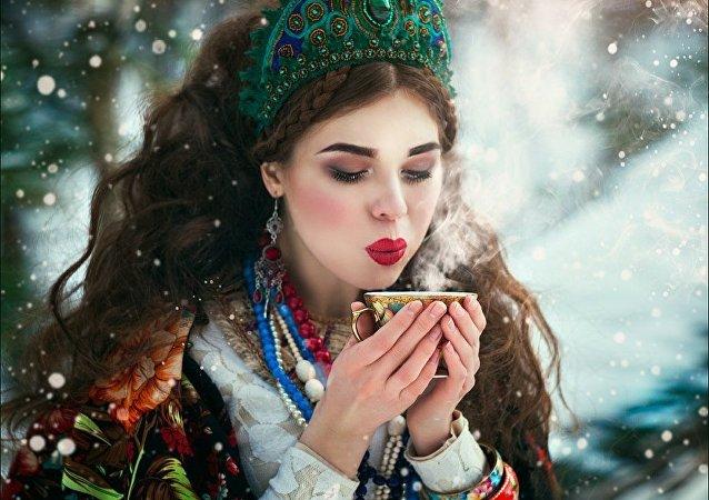 Cuentos de hadas se hacen realidad en el lente de cámara de la fotógrafa rusa