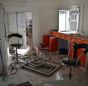 El hospital de la ONG Médicos Sin Fronteras bombardeado en Yemen