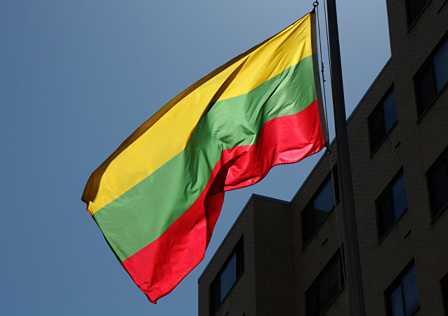 Bandera de Lituania