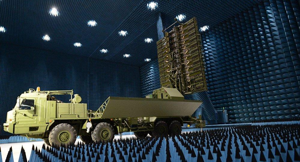Unn radare ruso Nebo