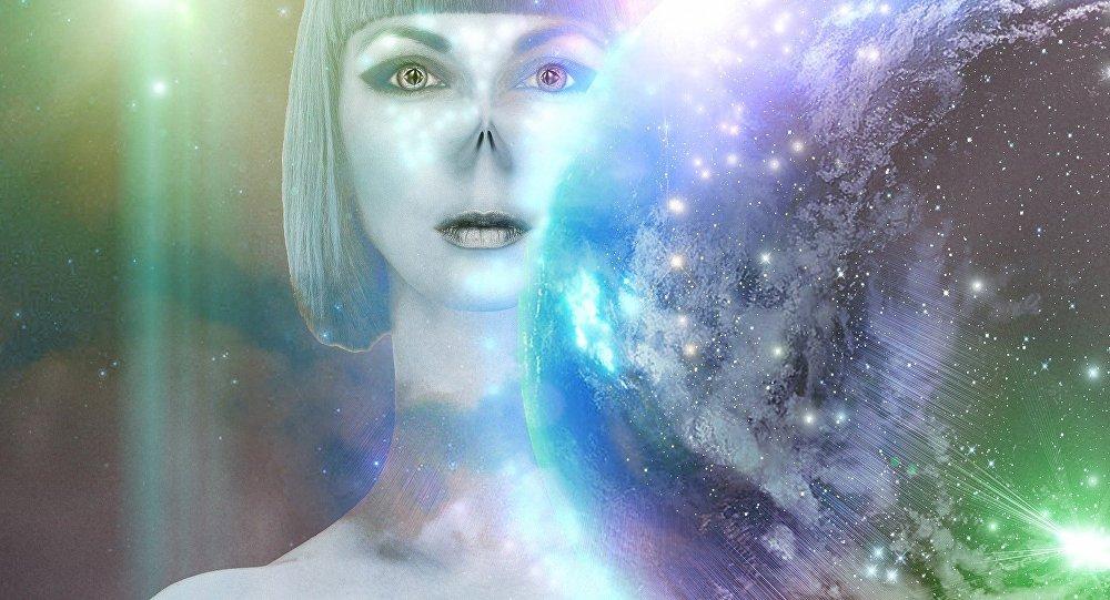 extraterrestre jupiton