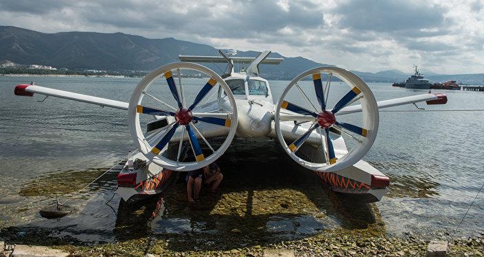Ekranoplano Orión-14