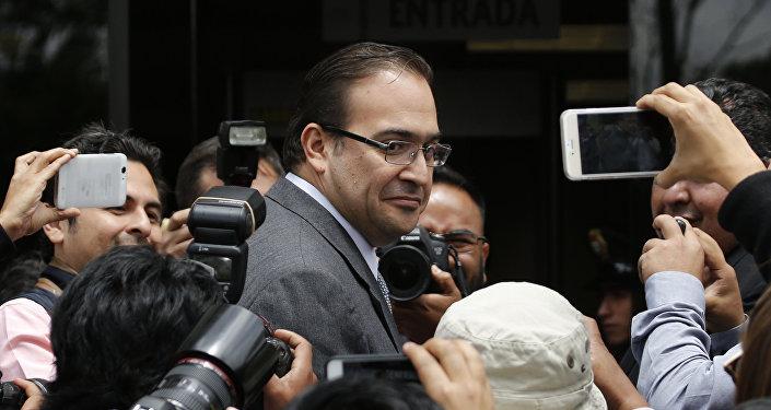 Javier Duarte, el gobernador de Veracruz