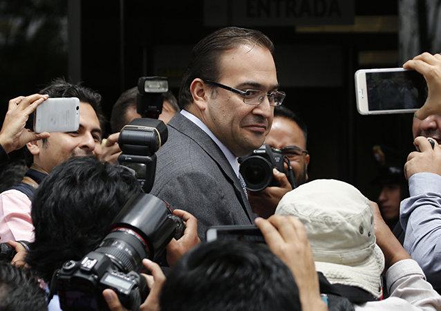 Javier Duarte, el ex gobernador de Veracruz