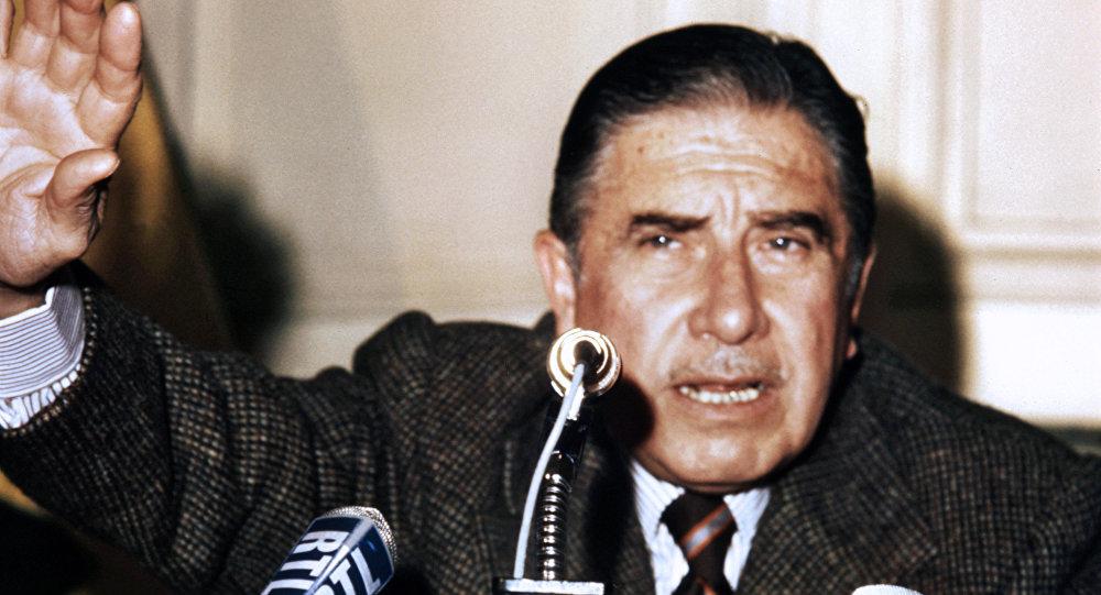 Augusto Pinochet, exdictador chileno (archivo)