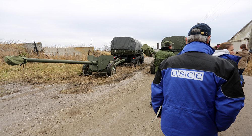 OSCE en Donbás