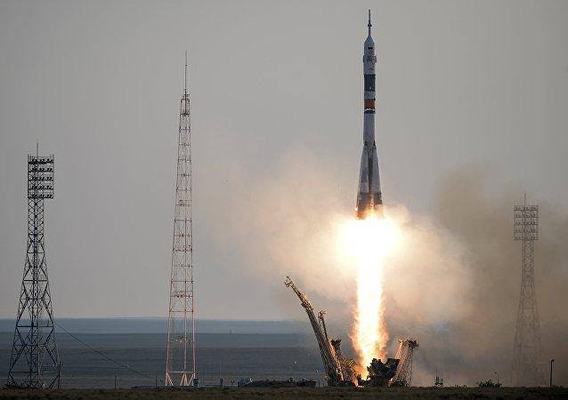 El lanzamiento de cohete portador