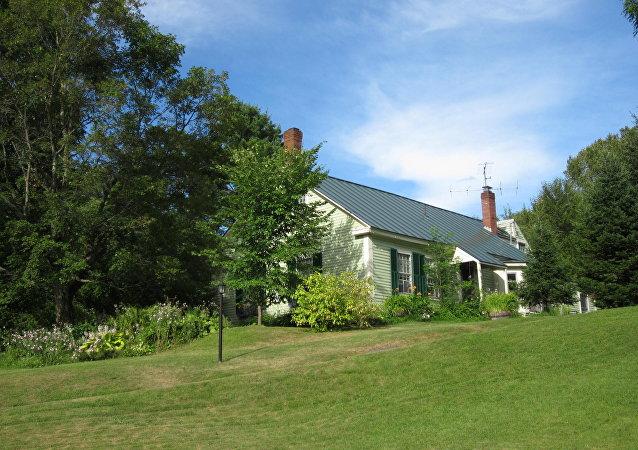 Una casa (imagen referencial)