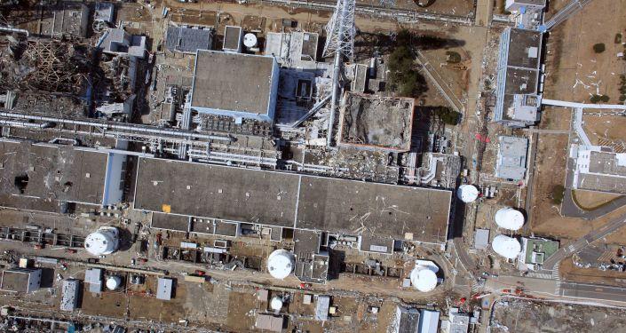 La central nuclear de Fukushima