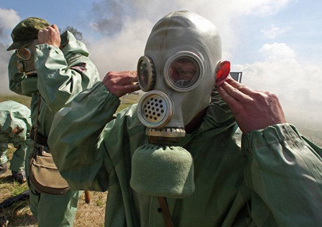 Unidades de defensa química, biológica y radiológica del Ejército de Rusia
