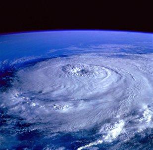 Vistas de la atmósfera terrestre desde el espacio