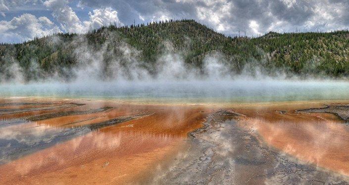 Parque de Yellowstone