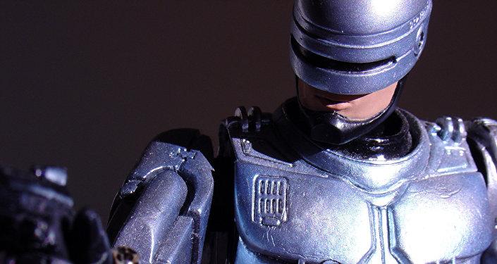 Robocop (imagen referencial)
