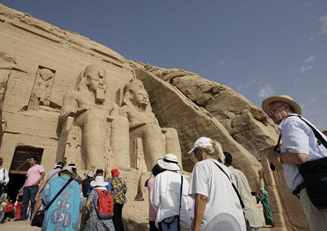 Templo del faraón Ramsés II