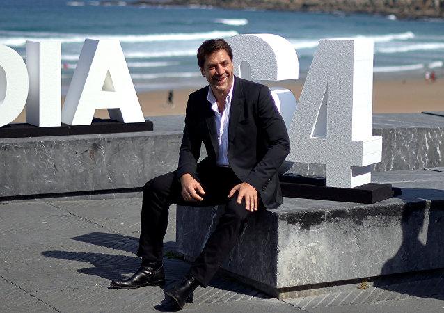 Javier Bardem, actor español (archivo)