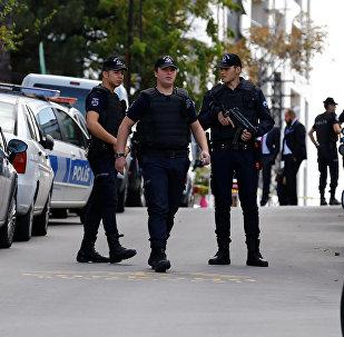 Policías de Turquía (imagen referencial)