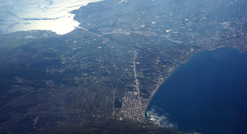 La península griega de Peloponeso