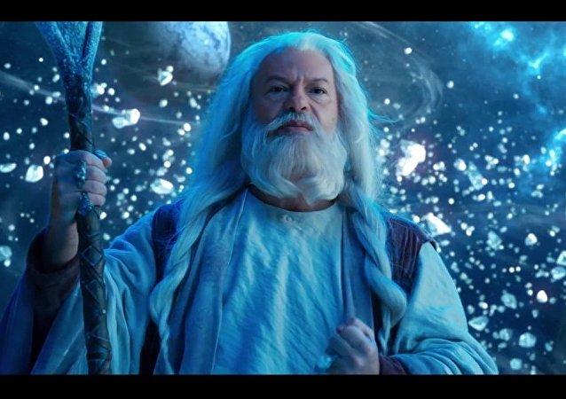 Papá Noel. La batalla de los magos