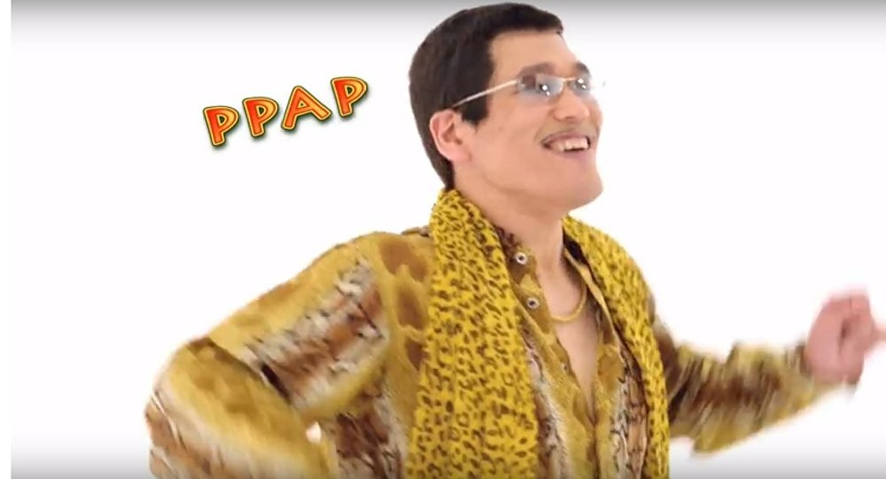 (PPAP)ペンパイナッポーアッポーペン(PEN-PINEAPPLE-APPLE-PEN Official)/ピコ太郎(PIKOTARO)