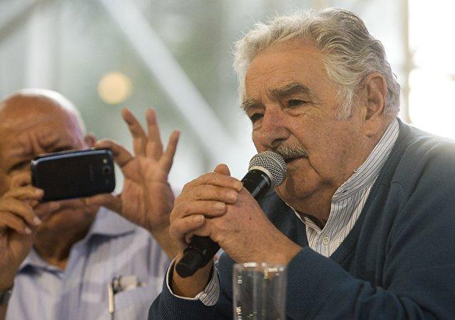 José Mujica, el expresidente de Uruguay